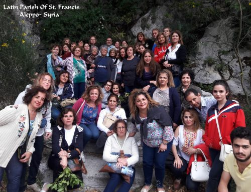 Camp for the ladies of the sodality of St. Anthony of Padua (June 18th 2018)
