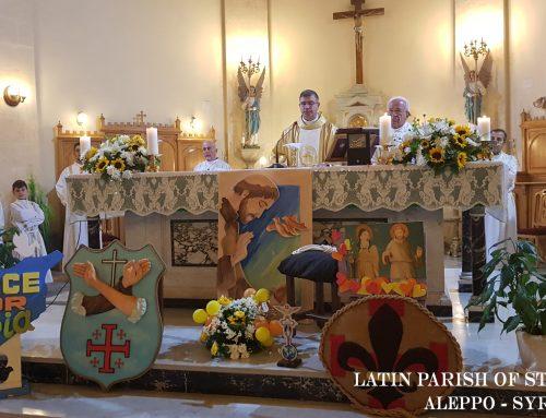 Santa Messa nella Festività di San Francesco