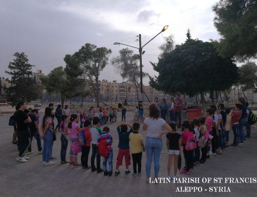 Apertura del Centro di catechesi del venerdì