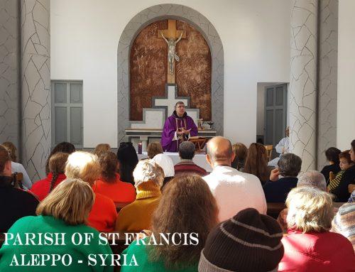 Santa Messa a suffragio dei defunti della parrocchia (2 novembre 2018)