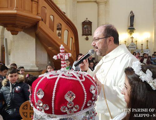 Catechesi domenicale per la celebrazione della Festa di Cristo Re