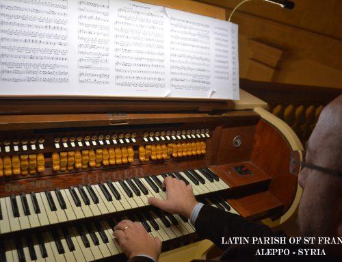 Inaugurazione dello splendido organo che abbellisce la nostra chiesa, dopo anni di silenzio