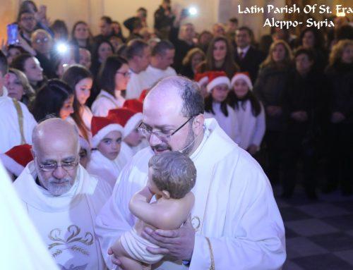 Santa Messa della Vigilia