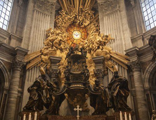 عيد كرسي القديس بطرس الرسول