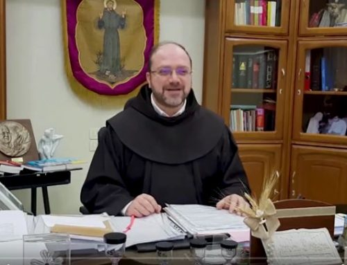 Address of Fr. Ibrahim Alsabagh on the 2019 New York Encounter Theme