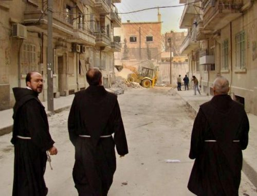 Fr Ibrahim: Aleppo bearing the cross of embargo, unemployment and isolation