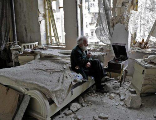 Wielkopostna akcja w Aleppo: baniak oliwy dla każdej rodziny