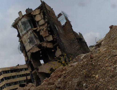 L'olocausto di Aleppo non è ancora finito