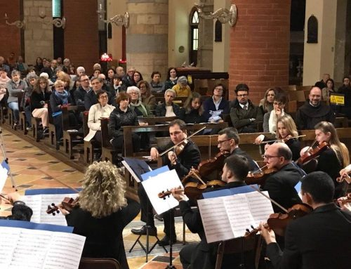 A musical concert in Milan for Aleppo