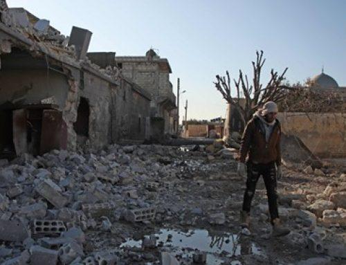 In Siria il dramma dei civili nel nord del Paese