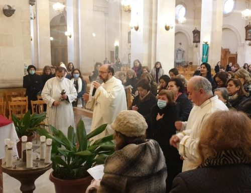 Wznowienie zajęć sodalicji św. Antoniego z Padwy