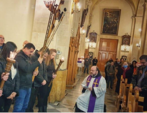 Aleppo parish priest: Like St. Joseph, the Church close to suffering Christians