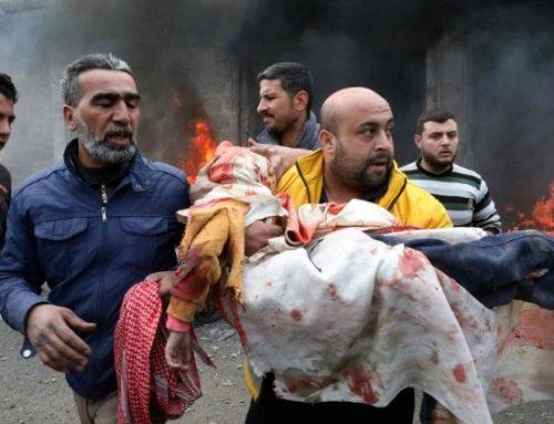 Proboszcz z Aleppo: cierpienie naszym chlebem powszednim
