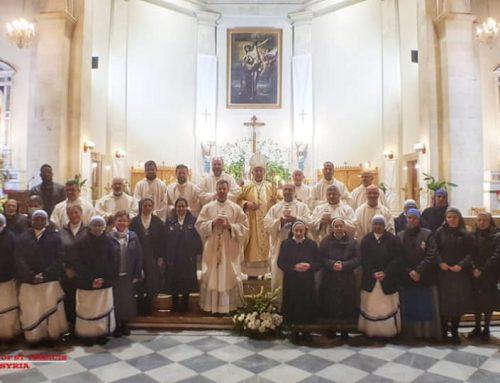 Eucaristia per la Benedizione degli Oli