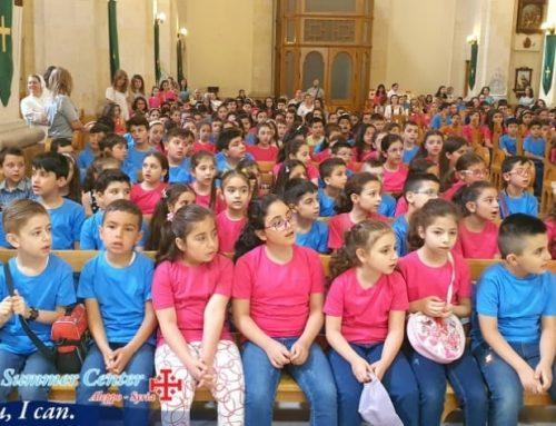 """Siria: Aleppo, inaugurato l'oratorio estivo """"Con te, posso"""". Attività dedicate al beato Carlo Acutis"""