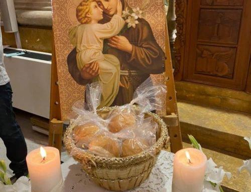 Celebracja święta św. Antoniego z Padwy w naszej parafii