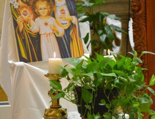 Dzień modlitwy o pokój na Bliskim Wschodzie i akt zwierzenia jego mieszkańców Świętej Rodzinie