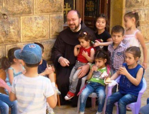 P. Ibrahim: il dramma dei cristiani di Aleppo